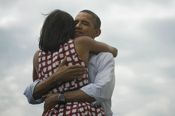 Michelle Obama-robe Asos