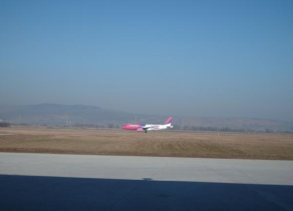 avion-Roumanie