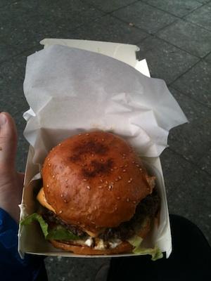 Burger Meister - Caro Hardy